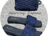 Ab.Zapatos 3420 Marino+AB.Z · Pelle · mochila 421 (650) Marino