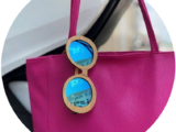 AB.Z · Pelle · shopper FUXIA (520)+Lighthouse & Sea Blue