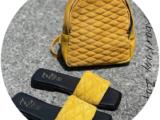 Ab.Zapatos 3420 LIMA+AB.Z · Pelle · mochila 421 (650) Amarillo