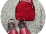 Ab.Zapatos 320-8 PC · BURDEOS+AB.Z · Pelle · mochila 421 (650) GRANATE