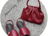 Ab.Zapatos 320-8 PC · BURDEOS+PELLE · LUX