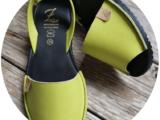 Ab.Zapatos 320-8 PC pistacho