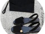 Ab.Zapatos • 3106-8 negro+PELLE Cartera ЧЁРНЫЙ — АКЦИЯ