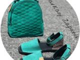 AB.Zapatos · 966 · Acuario+AB.Z · Pelle · mochila 421 (650) acuario