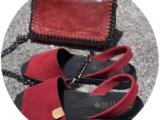 Ab.Zapatos • 3106-8 • Granate+Pelle CANDELA