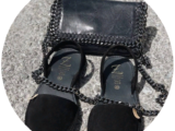 Ab.Zapatos • 3106-8 • negro+Pelle CANDELA negro