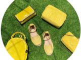 AB.Zapatos · 966 · Amarillo + СУМКА НА ВЫБОР