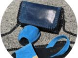 Ab.Zapatos • 3106-8 • Azulon+Pelle CANDELA blue