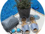 AB.Zapatos · 3202 celeste+AB.Z · Pelle · 21-15 (330)+Shell & Deep gato azul