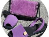 Ab.Zapatos • 3106-8 • Lavanda+Pelle CANDELA lavanda