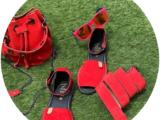 AB.Zapatos · 966 · Rojo+AB.Z · Pelle · Bary ser (650) Fuego+CINTURON Ab.Zapatos (140) · rojo+Shell & Deep — Burdeos