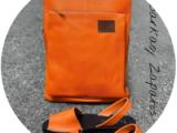 Ab.Zapatos 320-8 PC · Naranja+PELLE Mochibol naranja