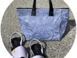 Ab.Zapatos 320-8 Lila+PELLE FLORES 550 LAVANDA — АКЦИЯ