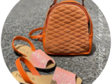 AB. Zapatos 320-5 Buble+AB.Z · Pelle · mochila 421 (650) mandarina