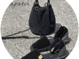 AB.Zapatos · 966 · Negro+AB.Z · Pelle · Bary ser (650) negro — АКЦИЯ