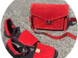 AB.Zapatos · 966 · Rojo-Negro+AB.Z · Pelle · 2109 (660) fuego