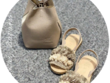 AB. Zapatos · 3115+Pelle Doble (720) taupe
