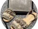 AB. Zapatos · 3115+Pelle Candela taupe