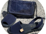 Ab.Zapatos • 3106-8 • Marino+Pelle CANDELA Marino