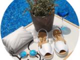 AB.Zapatos · 3202 Blanco+AB.Z · Pelle · 21-15 (330) Blanco+Shell & Deep gato azul 💙