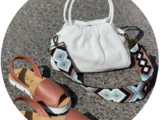 AB.Zapatos · 3202 maquillaje+PELLE · LUX blanco