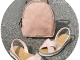 Zapatos Cruz-Yute rosa+AB.Z · Pelle · mochila NAPA (630) pink