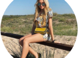 Ab.Zapatos • 3106-8 • Amarillo+Pelle CANDELA Amarillo+Lighthouse & Sea Blue